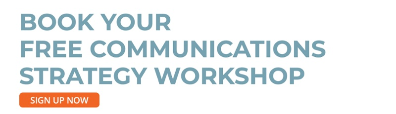 Schedule Your Free Change  Communications Strategy Workshop