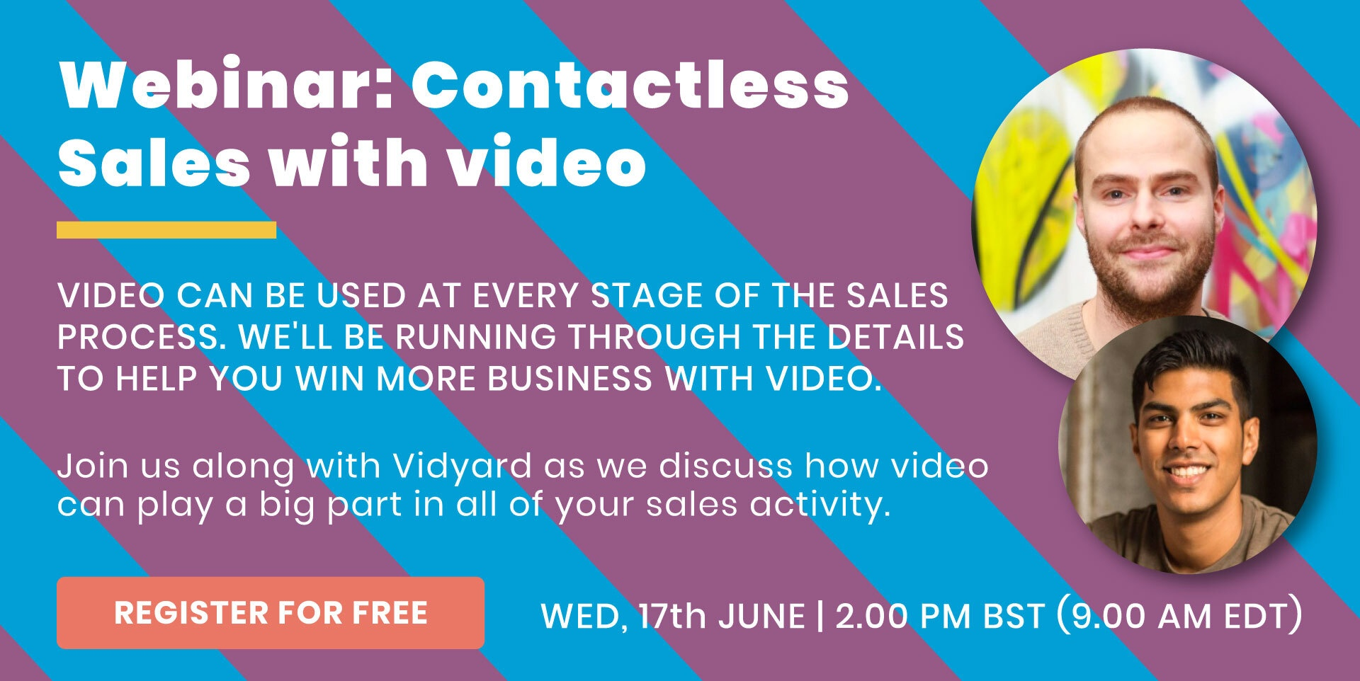 Contactless Sales Webinar