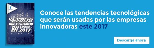 Tendencias tecnológicas 2017