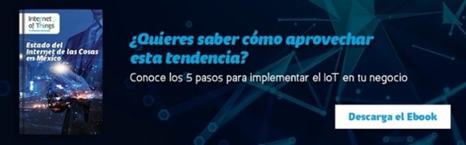 Ebook: Estado del Internet de las Cosas en México