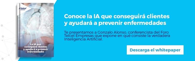 Regístrate y descarga gratis el ebook Conoce la IA que conseguirá clientes y ayudará a prevenir enfermedades