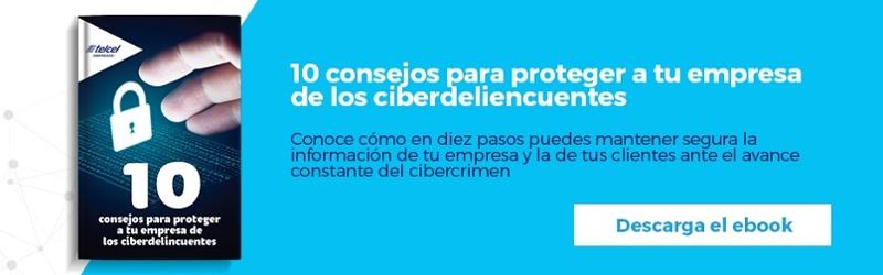 Descarga gratis el ebook 10 Consejos para proteger a tu empresa de los ciberdelincuentes
