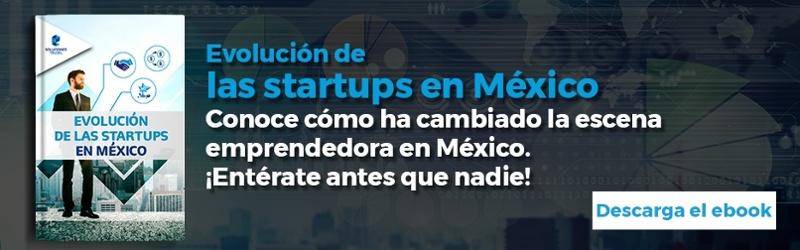 descarga ebook evolución startups en méxico