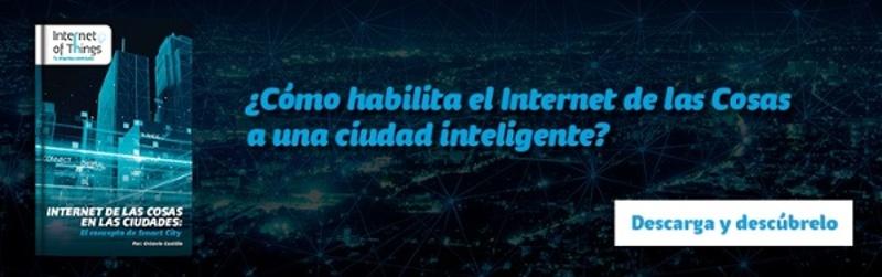 Ebook: Internet de las Cosas en las ciudades