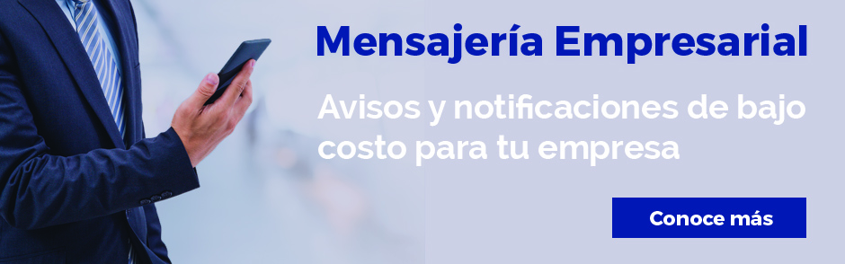 Servicio de Mensajería Empresarial Telcel