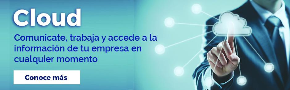 Servicio Empresarial Telcel Cloud