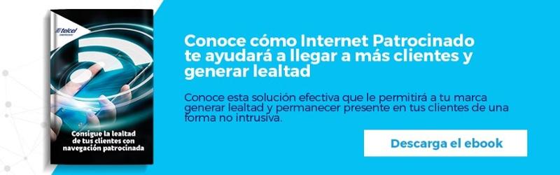 Regístrate y descarga gratis el ebook: Consigue la lealtad de tus clientes con Internet Patrocinado
