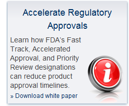 Download Accelerated Regulatory Approvals Whitepaper