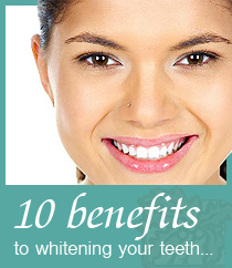 Benefits To Teeth Whitening