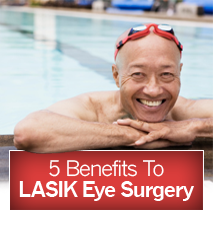 5 Benefits To Lasik Eye Surgery