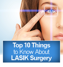 Top 10 Things to Know About LASIK