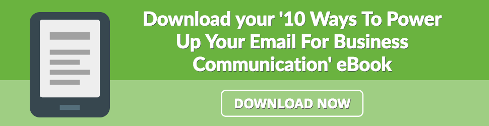 10 Ways To Power Up Your Email For Business Communication eBook Free Download