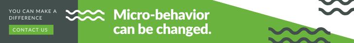 micro-behavior can be changed cta