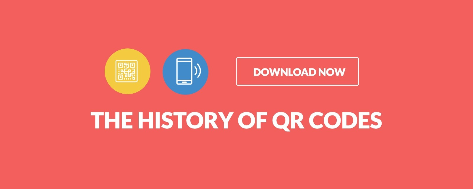 history of the qr codes