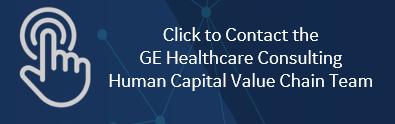 Human Capital Value Chain, GE Healthcare Consulting
