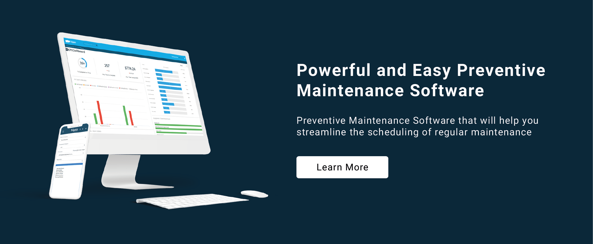 Preventive Maintenance Software