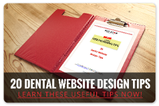 20-dental-website-design-tips