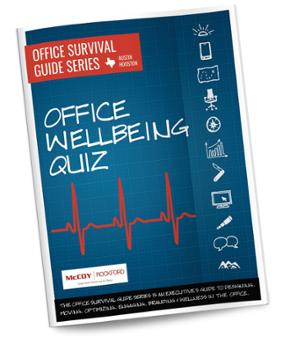 Office Wellbeing Quiz
