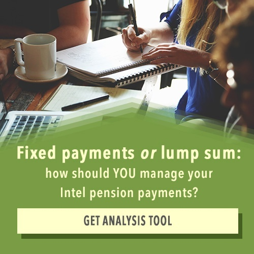 Intel pension analysis tool