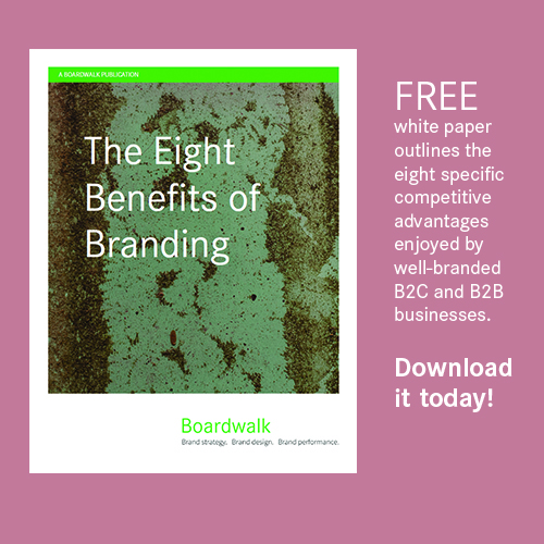 Download the 8 Benefits of Branding