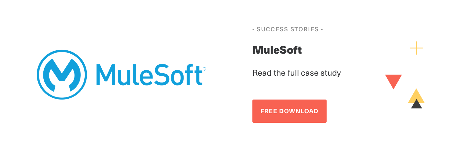 Download MuleSoft CaseStudy Call to Action