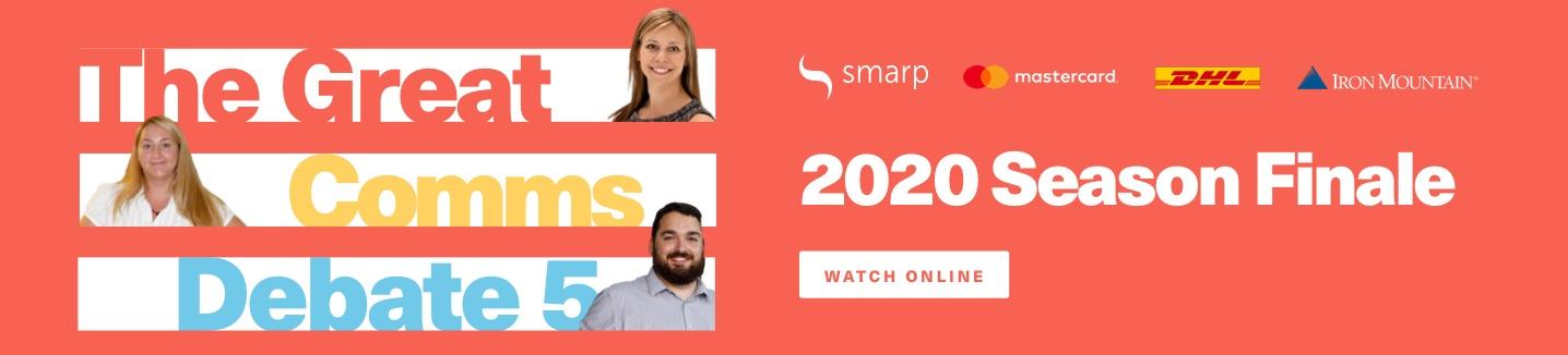great comms debate 5 watch online