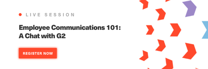 employee communications 101: a chat with G2