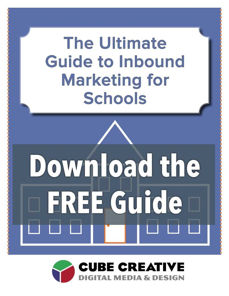 LP CTA - Ultimate Guide to Inbound for Schools