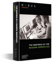 Understand the Modern Workplace with our free eBook download - Mirus IT