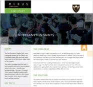 Northampton Saints VCIO Case Study - Mirus IT