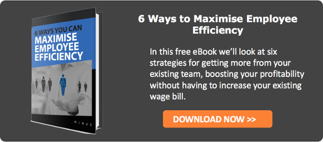 Download 6 Ways to Maximise Employee Efficiency