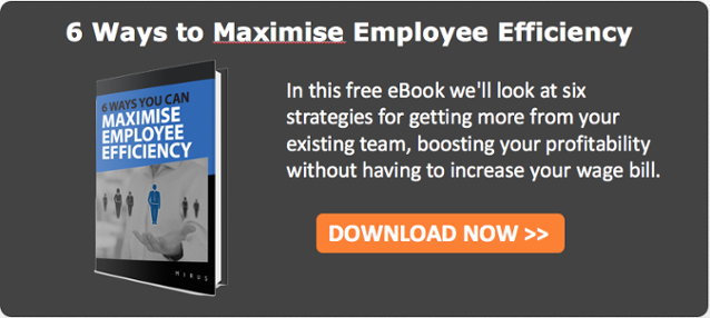 Maximise Employee Efficiency