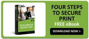 Mirus IT Four Steps to Secure Print eBook