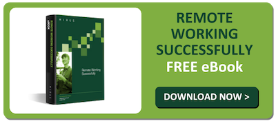 Remote Working Successfully eBook - Mirus IT