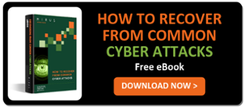 How to Recover from Common Cyber Attacks eBook