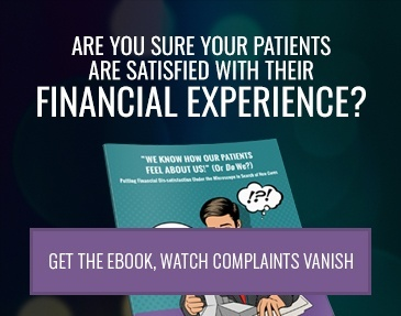 Are Your Patients Satisfied With Their Financial Experience?