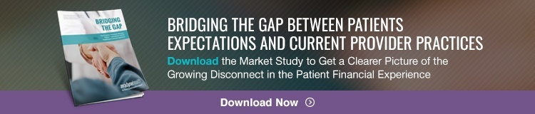 Bridging the Gap Between Patient Expectations and Current Provider Practices Market Study