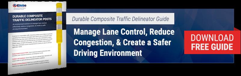 Traffic Delineator Sell Sheet