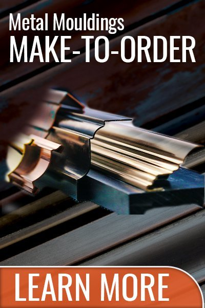 Learn more about make-to-order metal mouldings