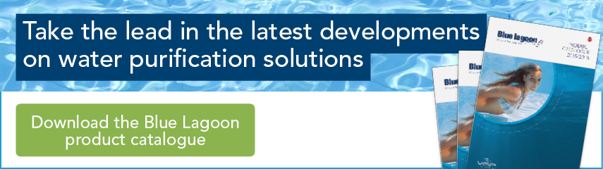 Take the lead in the latest developments on water purification solutions