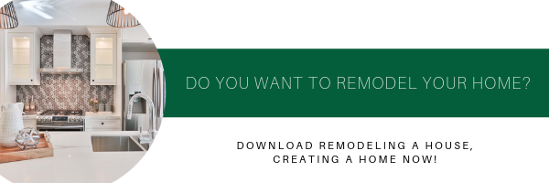 Download Remodeling a House, Creating a Home ebook for your Rochester NY home remodel