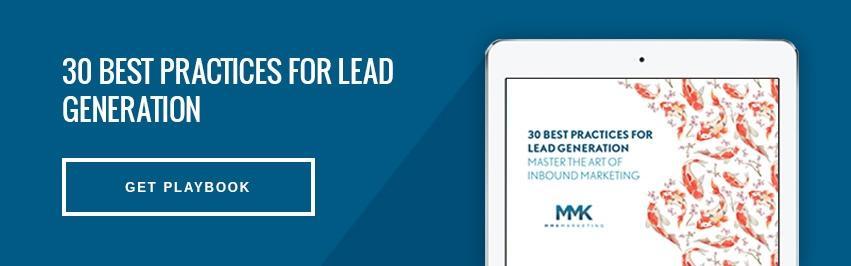Lead Generation Ebook by MMK Marketing