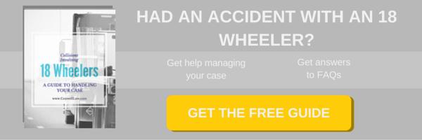18 wheeler accident guide CTA