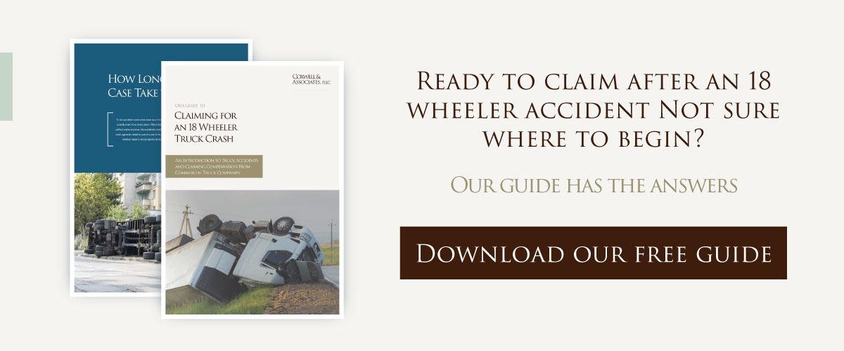 Truck Crash Guide CTA 3