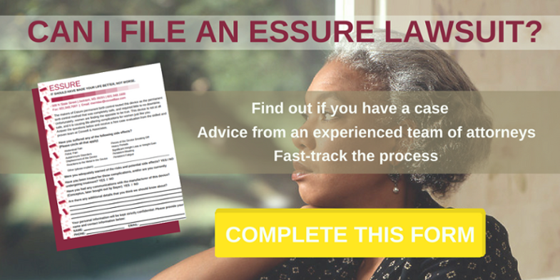 Find out if you can file an Essure lawsuit
