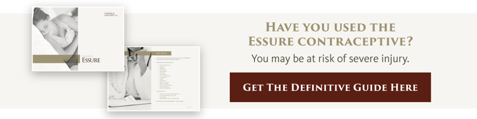 Contact Essure Personal Injury Attorney in Mississippi