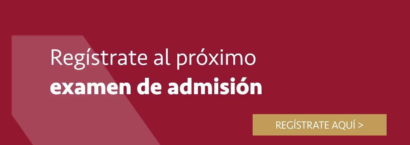 registro al examen de admision de hospitality management by ESDAI