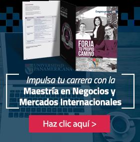 UP - Posgrado - Plan de estudio - Maestría En Negocios y Mercados Internacionales