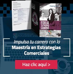 UP - Posgrado - Maestría en Estrategias Comerciales