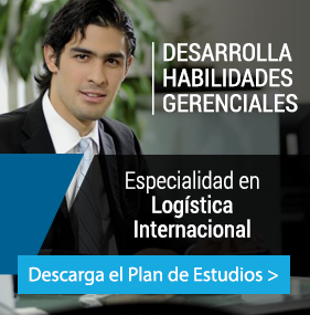 UP - Ingeniería - Plan de estudio - ESPECIALIDAD EN LOGÍSTICA INTERNACIONAL